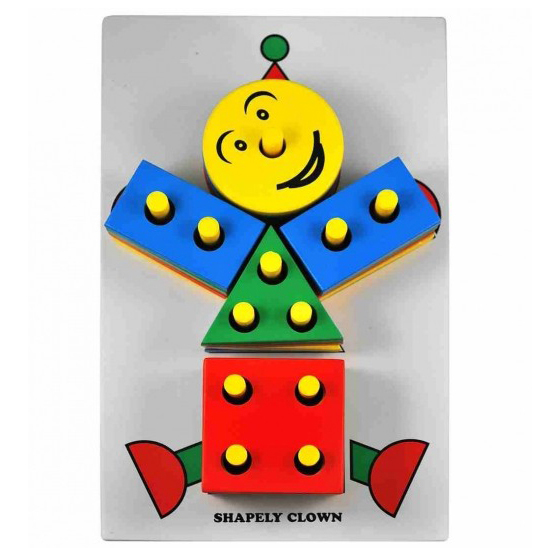 Shapely Clown