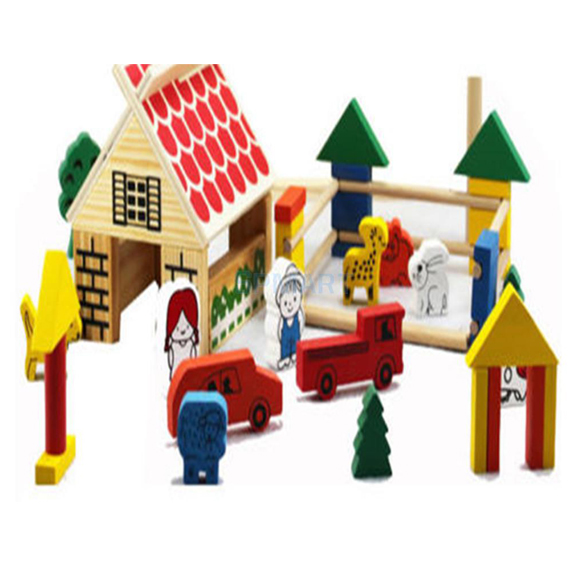 Village Building Blocks
