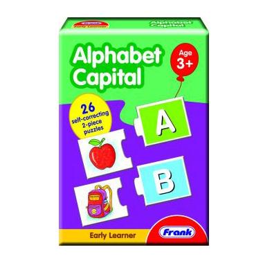 Alphabet Capital & Small