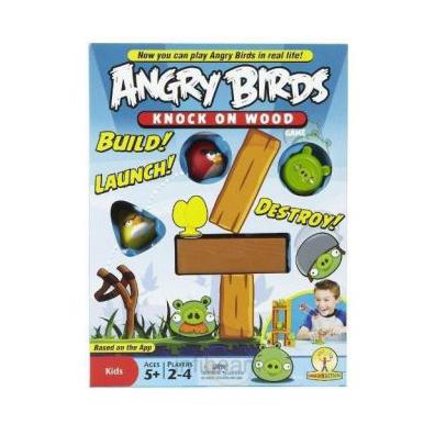Angry Birds- Knok On Wood