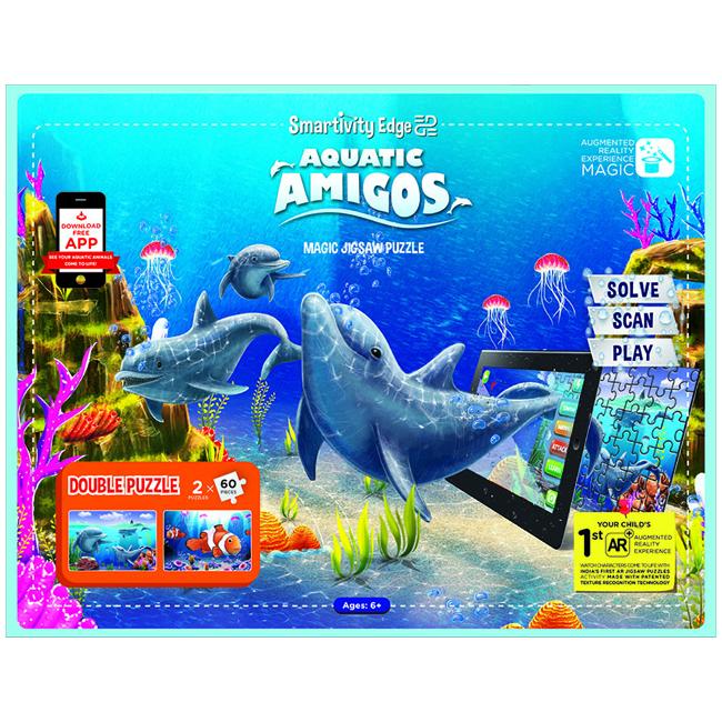 Aquatic Amigos 2 in 1