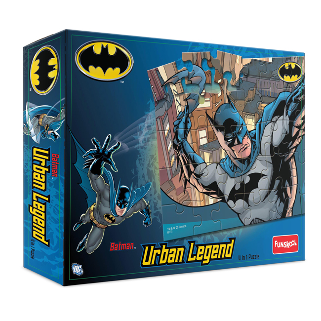 Urban Legend 4 in 1