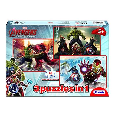 Avengers 3 in 1