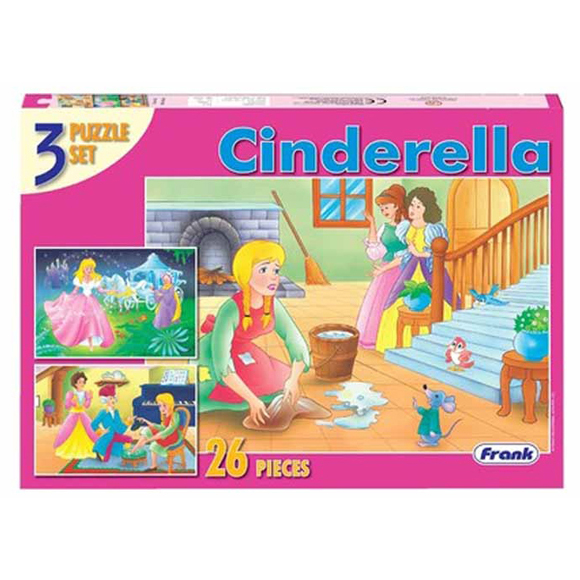 Cindrella 3 in 1