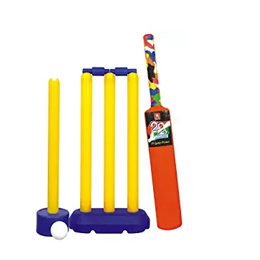 Cricket Set - Plastic
