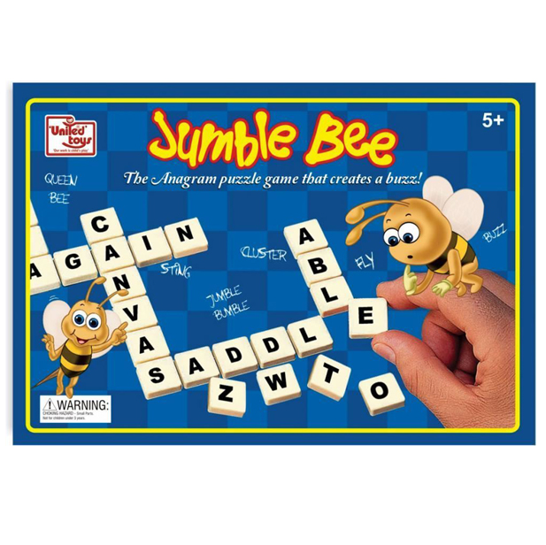 Jumble Bee