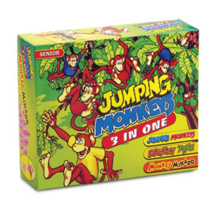 Jumping Monkey 3 in 1