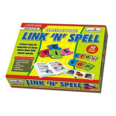 Link & Spell