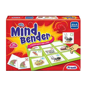 Mind Bender - A Memory Game With Twist