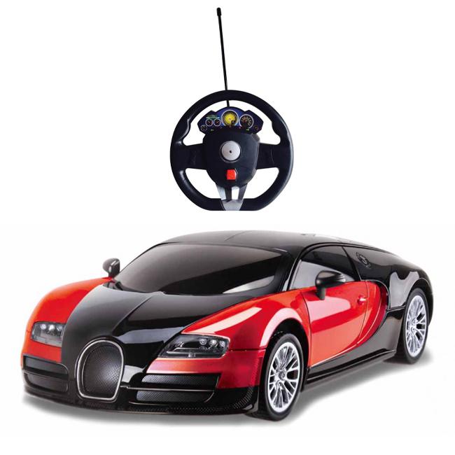 Model Car Steering Control