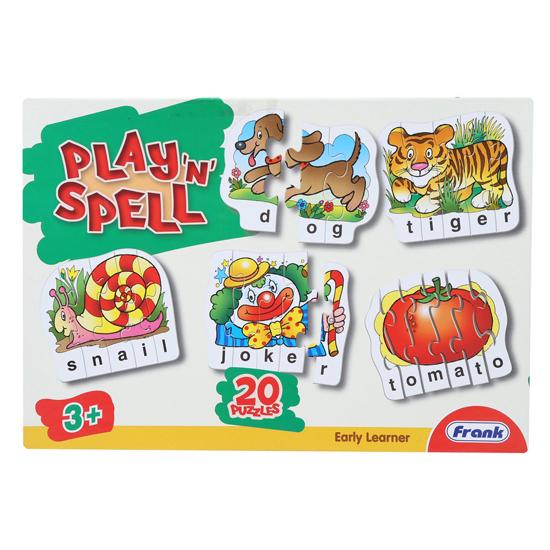 Play N Spell